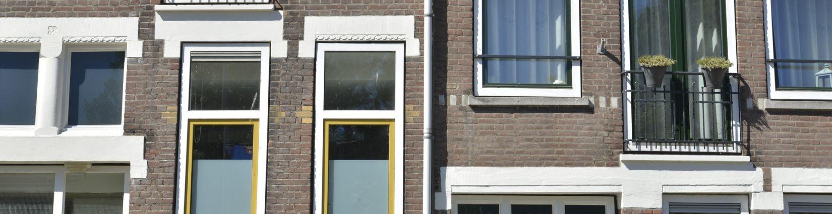 Zwaanshals Rotterdam - kunststof kozijnen