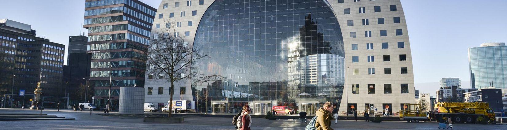 De Goede project Markthal - Rotterdam