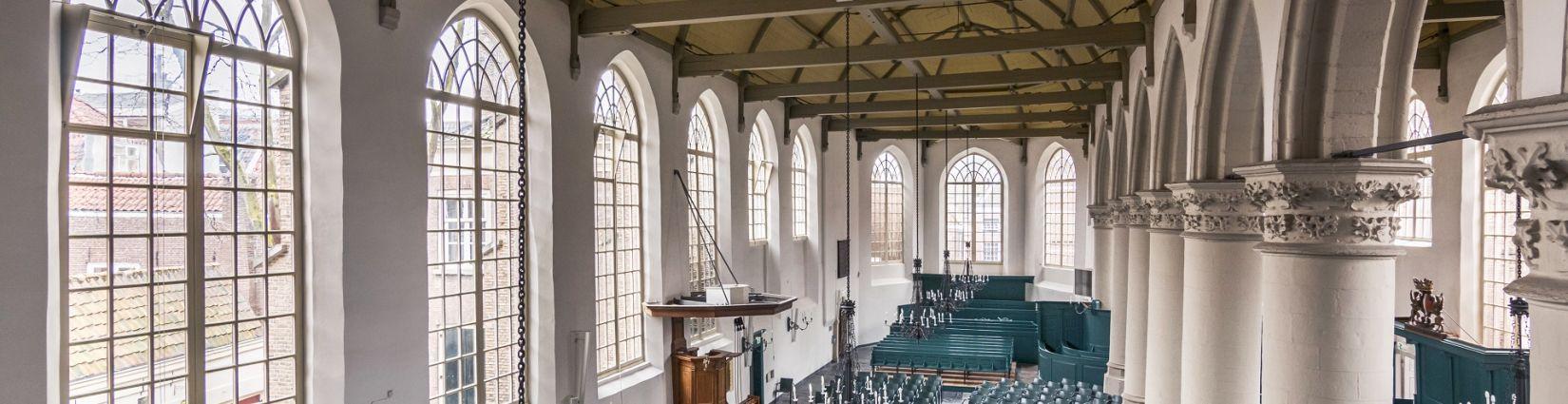 Augustijnenkerk (monument) - Dordrecht
