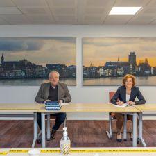 Trivire ondertekening RGS overeenkomst