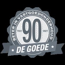 90-jarig Jubileum De Goede VGO