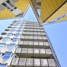 Woonflat Het Potlood - De Kolk - Rotterdam