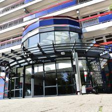 Gaechflat en Mozartflat aan de Mozartlaan - Delft