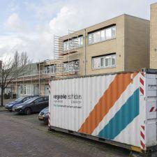 Eleanorastraat en Pompenburgsingel - werk in uitvoering - Vlaardingen - De Goede VGO