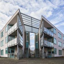 Eleanorastraat en Pompenburgsingel - Vlaardingen - De Goede VGO