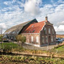 Monument Zorgboerderij De Lindehoeve - Mookhoek - De Goede VGO