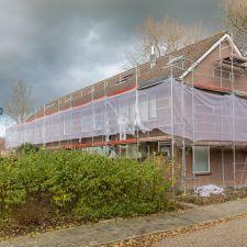 Beltmolen - Papendrecht tijdens werkzaamheden - Woonkracht10