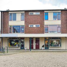 Koninginneweg Ridderkerk woningen bedrijfsruimten kunststof Woonvisie