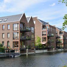 Havenstraat in Vlaardingen