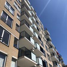 Zwolsestraat en Gevers Deynootstraat - Scheveningen - onderhanden 2