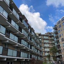 Zwolsestraat en Gevers Deynootstraat - Scheveningen - onderhanden