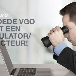 Vacature Calculator / Inspecteur bij De Goede VGO