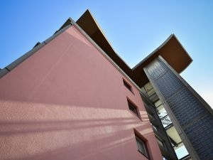 3 Flatgebouwen Mozartlaan - Maassluis na oplevering