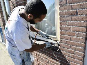 80 Woningen Latijns Amerikalaan e.o. vóór oplevering - Delft