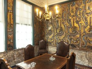 Regentenkamer van de Lenghenhof - Dordrecht