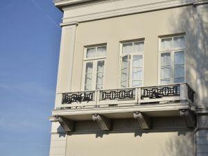 Monument GES-gebouw in Dordrecht