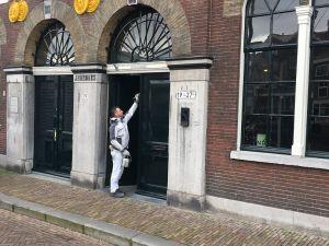 Henkespand - Delfshaven Rotterdam